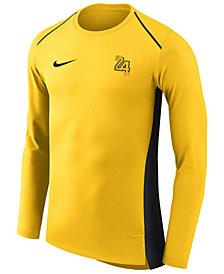Nike Men's Los Angeles Lakers City Edition Shooting Shirt