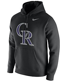Nike Men's Colorado Rockies Franchise Hoodie
