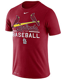 Nike Men's St. Louis Cardinals Dry Practice T-Shirt