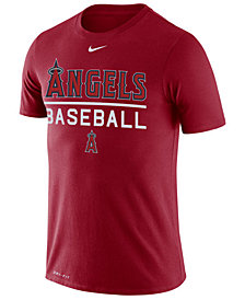 Nike Men's Los Angeles Angels Dry Practice T-Shirt