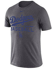 Nike Men's Los Angeles Dodgers Dry Practice T-Shirt