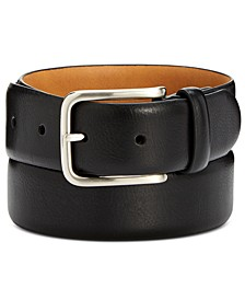 Men's Stretch Dress Belt, Created for Macy's