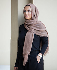 Verona Collection Fringed Hijab