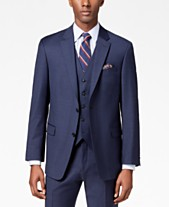 68832c0a Tommy Hilfiger Men's Modern-Fit TH Flex Stretch Suit Jacket
