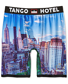 TANGO HOTEL Men's Printed Boxer Briefs