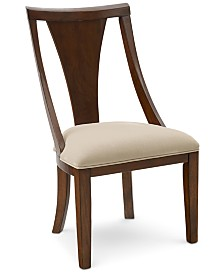 Portland Upholstered Side Chair, Created for Macy's