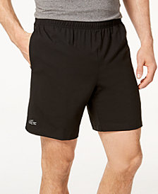 "Lacoste Men's 8"" Tennis Stretch Performance Technical Shorts"