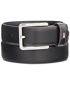 Men's Flex Feather-Edge Dress Belt