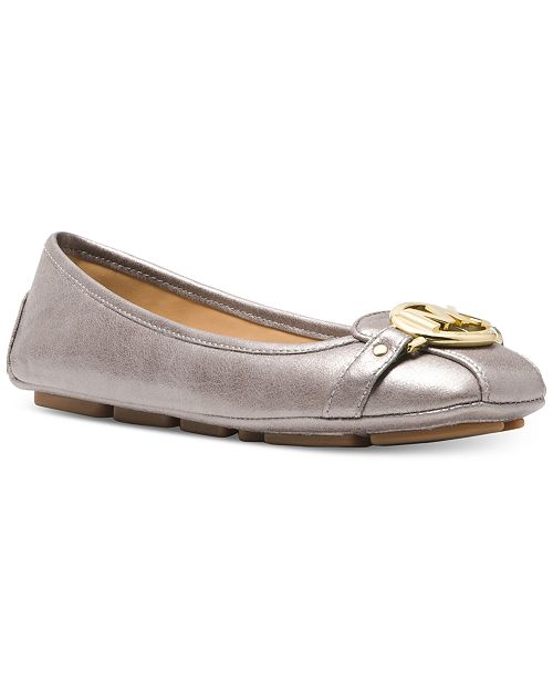 b8c4e85c6367 Michael Kors Fulton Moc Flats   Reviews - Flats - Shoes - Macy s