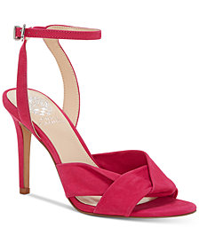Vince Camuto Jenika Knotted Sandals, Created for Macy's