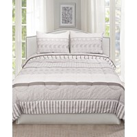 Hallmart Collectibles Hartigan 3-Pc Full/Queen Comforter Set Deals