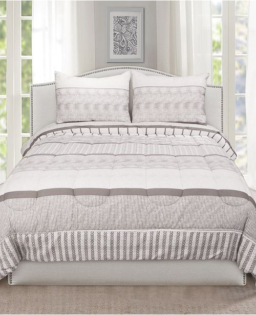 Hallmart Collectibles Hartigan 2-Pc. Twin Comforter Set