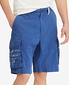 Polo Ralph Lauren Men's Twill Cargo Shorts