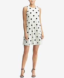 Lauren Ralph Lauren Trapeze Dress
