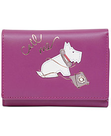 Radley London Call Me Small Trifold Wallet