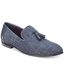 Tallia Men's Estefan Tassel Loafers