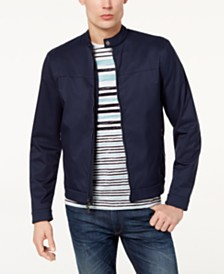 Michael Kors Men's Racer Jacket