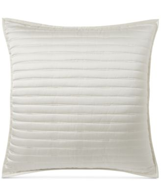 Plume Quilted European Sham, Created for Macy's
