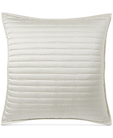 Hotel Collection Plume Quilted European Sham, Created for Macy's