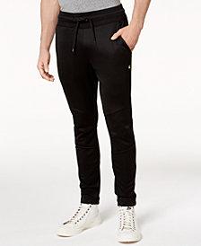 G-Star RAW Men's Motac Super-Slim Fit Neon Logo-Print Sweatpants