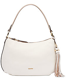 Calvin Klein Holly Pebble Large Hobo