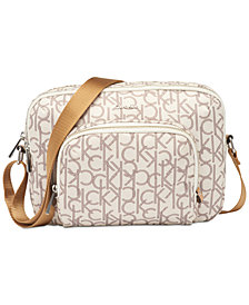 Calvin Klein Tanya Small  Nylon Crossbody