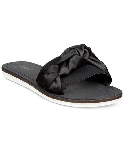 Alfani Women's Noahh Slide Sandals, Created for Macy's