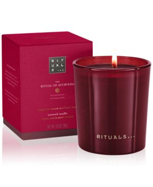 THE RITUAL OF AYURVEDA SCENTED CANDLE, 10.2-OZ.