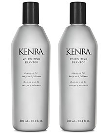 Kenra Professional Volumizing Shampoo Duo (Two Items), 10.1-oz., from PUREBEAUTY Salon & Spa