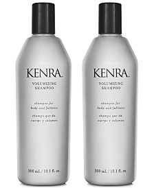 Kenra Professional Volumizing Shampoo Duo (Two Items), 10.1-oz., from PUREBEAUTY Salon & Spa