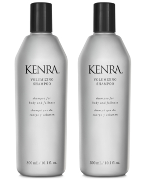 Kenra Professional Volumizing Shampoo Duo (Two Items), 10.1-oz, from Purebeauty Salon & Spa