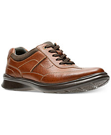 Clarks Men's Cotrell Style Leather Oxfords