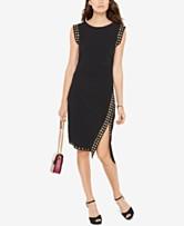 f7554982694b MICHAEL Michael Kors Studded Sheath Dress in Regular   Petite Sizes