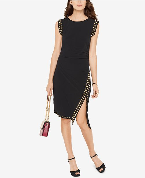 Michael Kors Studded Sheath Dress in Regular & Petite Sizes