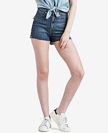 Levi's® Mile High Cutoff Denim Shorts