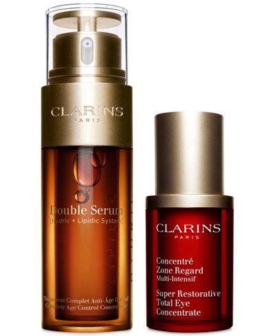 Clarins 2-Pc. Face & Eye Wonders Gift Set