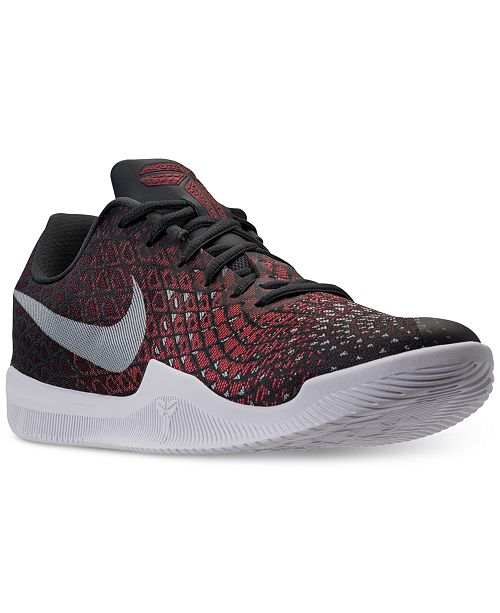 premium selection ebb11 45c27 Men s Kobe Mamba Instinct Basketball Sneakers from Finish Line. 33 reviews.  main image  main image ...