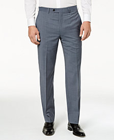 Lauren Ralph Lauren Men's Classic-Fit Ultraflex Stretch Mini-Grid Dress Pants