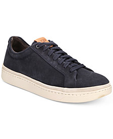 UGG® Men's Cali Low Suede Sneakers
