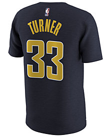 Nike Men's Myles Turner Indiana Pacers City Player T-Shirt