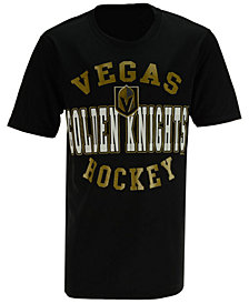 Outerstuff Vegas Golden Knights Spectacle T-Shirt, Big Boys (8-20)