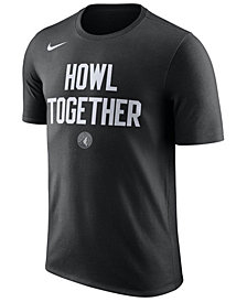 Nike Men's Minnesota Timberwolves City Team T-Shirt