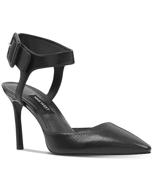 163ff85c3dc Nine West Elisabeti Pumps   Reviews - Pumps - Shoes - Macy s