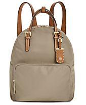 Tommy Hilfiger Julia Medium Double Handle Backpack