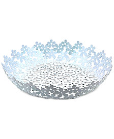 CLOSEOUT! Thirstystone Metal Flower Bowl