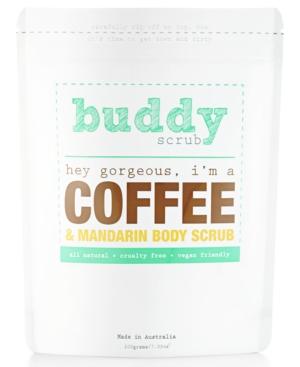 Buddy Scrub Coffee  Mandarin Body Scrub 7oz