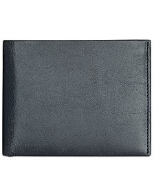 Men's Portfolio Leather Passcase & Removable Card Case