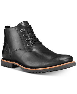 Timberland Men S Kendrick Chukka Lace Up Boots Reviews All