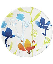 Dansk Nilsen Floral Salad Plate