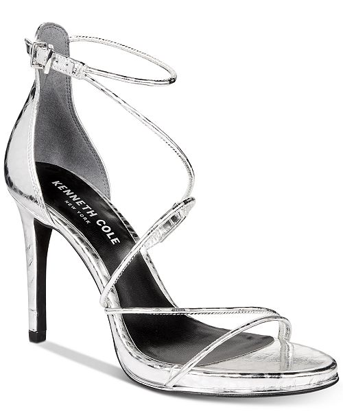 392ce32a91f Kenneth Cole New York Women s Bryanna Sandals   Reviews - Sandals ...